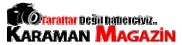 Karaman Magazin