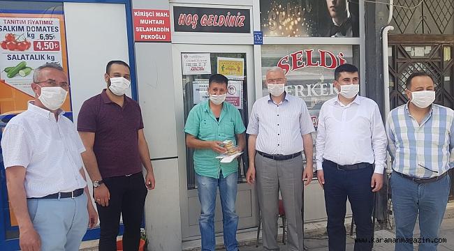 AK Parti Merkez İlçe Başkanı Feyzullah TUNÇ cevap verdi.