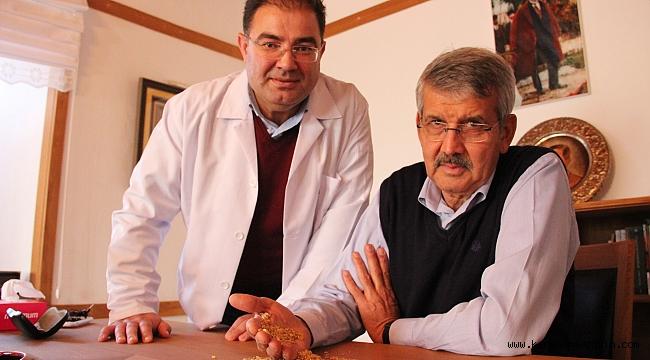 Cumhuriyetin 100'üncü yılına 2 bin yıllık Ahmet Buğday'ı tohumu