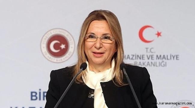 Ticaret Bakanı Ruhsar Pekcan, Türk Eximbank'ın kuruluşundan bu yana ilk kez bir yabancı ihracat destek kuruluşuna garanti/reasürans sağladığını bildirdi.