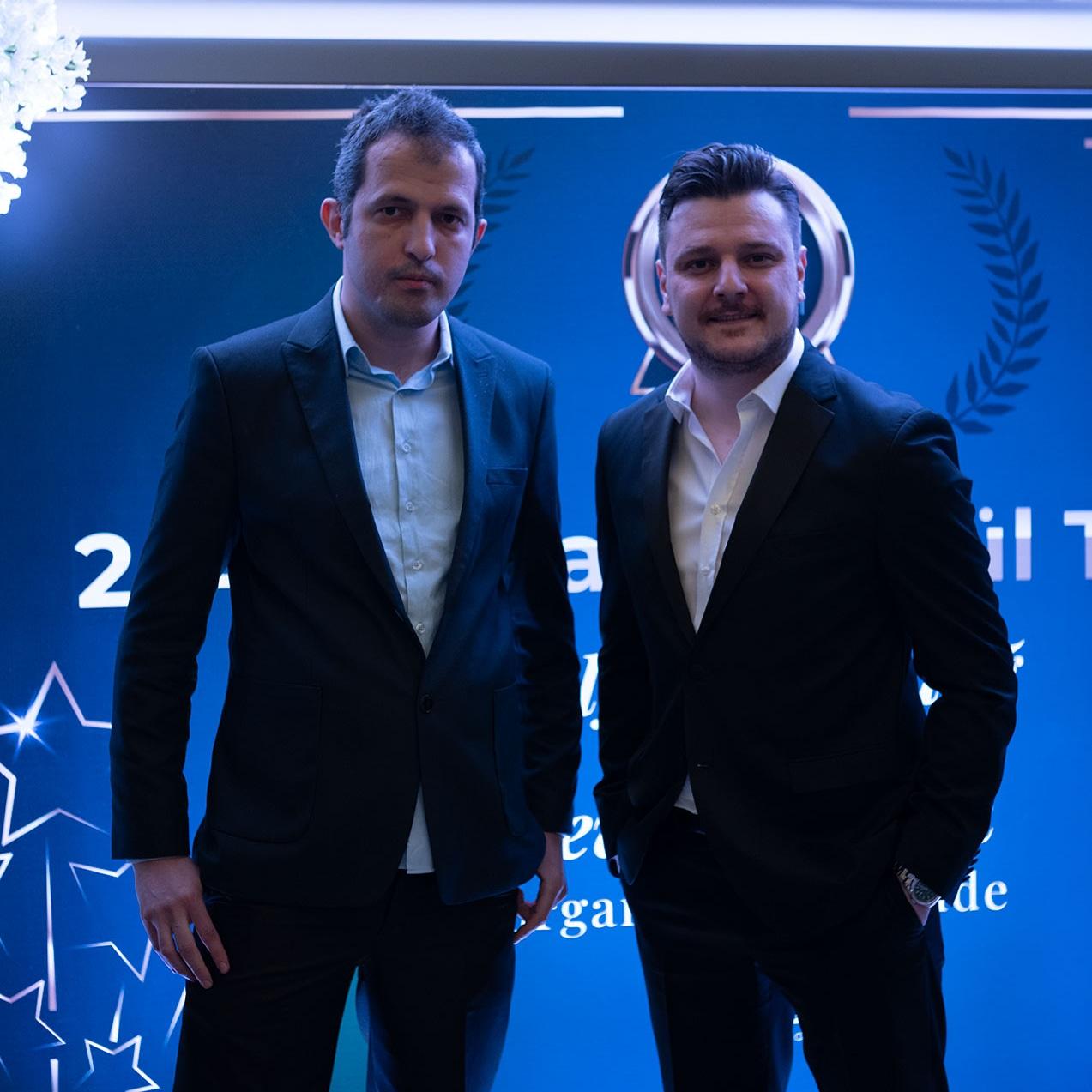 Altın Kalite Ödülleri sahiplerini buldu Sedat Sarıkaya'ya altın kalite ödülü